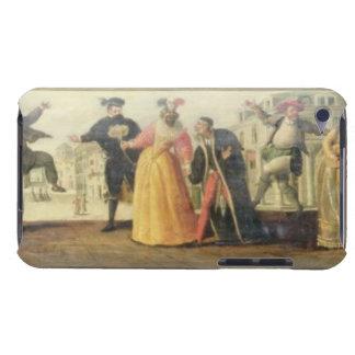 A Commedia Dell'Arte Troupe Before a Renaissance T iPod Touch Case