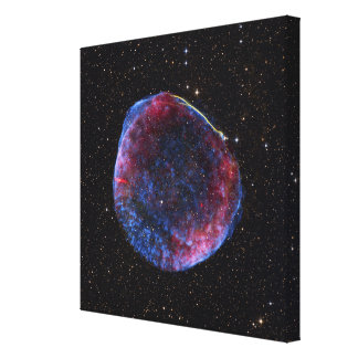 A composite image of the SN 1006 supernova remn Canvas Print