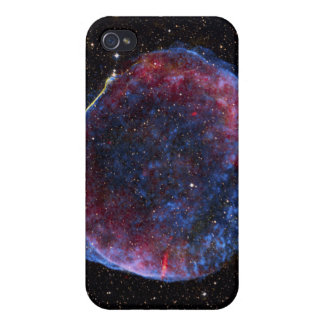 A composite image of the SN 1006 supernova remn Cover For iPhone 4