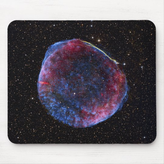 A composite image of the SN 1006 supernova remn Mouse Pad
