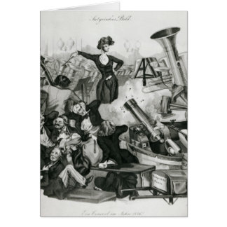 A Concert of Hector Berlioz Card