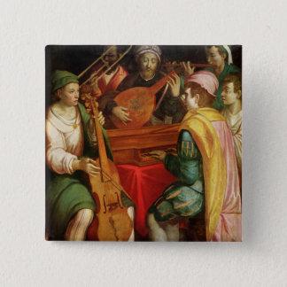 A Concert Pinback Button