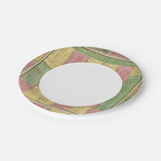 A Concise View of the Number, Resources Paper Plate
