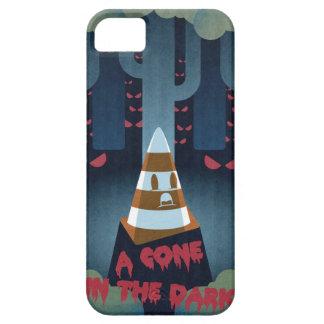 A CONE IN THE DARK iPhone SE/5/5s CASE
