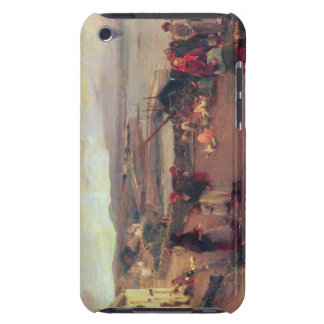 A Connemara Village - The Way To The Harbour, 1898 iPod Touch Case