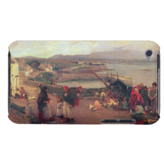 A Connemara Village - The Way To The Harbour, 1898 iPod Touch Case-Mate Case