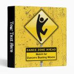 ¡A continuación-Reloj de la zona de la danza para
