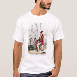 A Convict in the Toulon Penal Colony T-Shirt