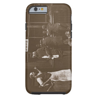 """A Convict's """"Home"""", 1876-77 (woodburytype) Tough iPhone 6 Case"""