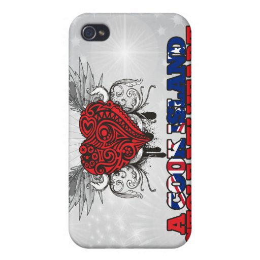 A Cook Island Stole my Heart iPhone 4/4S Covers