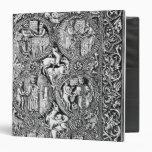 A copy of  ivory back Queen Melisende's Psalter Binder