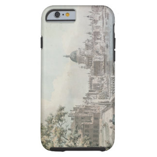 A copy of part of a drawing by Canaletto, of St. P Tough iPhone 6 Case