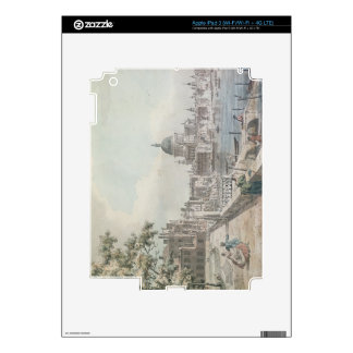 A copy of part of a drawing by Canaletto, of St. P iPad 3 Skin