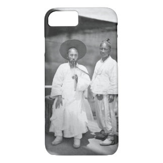 A Corean official bearing_War Image iPhone 7 Case