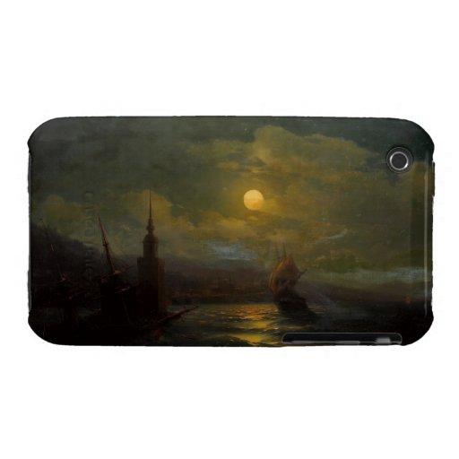 A corner of Constantinople  Ivan Aivazovsky Case-Mate iPhone 3 Case