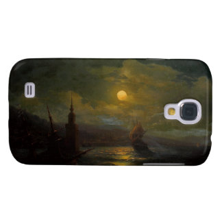 A corner of Constantinople  Ivan Aivazovsky Galaxy S4 Covers