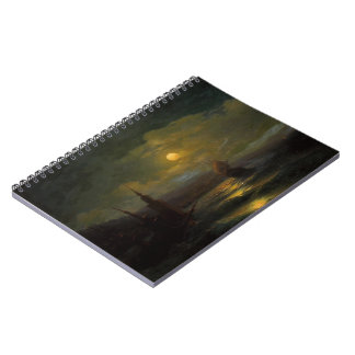 A corner of Constantinople  Ivan Aivazovsky Notebook