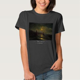 A corner of Constantinople  Ivan Aivazovsky T-Shirt
