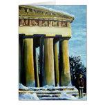 A Corner of Nashville - The Parthenon Card