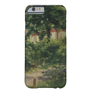 A Corner of the Garden in Rueil, 1882 Barely There iPhone 6 Case