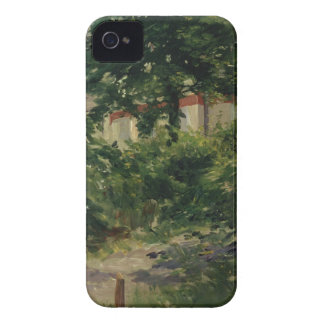 A Corner of the Garden in Rueil, 1882 Case-Mate iPhone 4 Cases