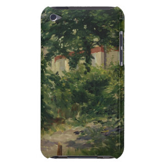 A Corner of the Garden in Rueil, 1882 Case-Mate iPod Touch Case