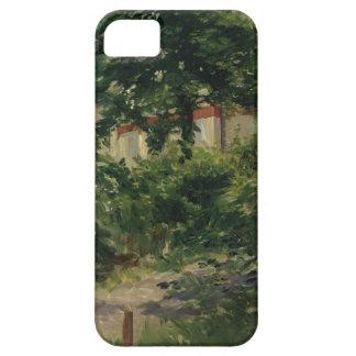 A Corner of the Garden in Rueil, 1882 iPhone SE/5/5s Case