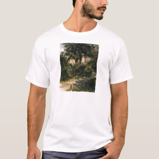 A Corner of the Garden in Rueil by Edouard Manet T-Shirt
