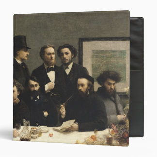 A Corner of the Table, 1872 3 Ring Binder