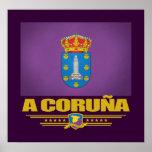 A Coruna Poster