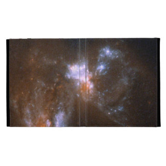 A Cosmic Collision Between Two Galaxies iPad Folio Covers
