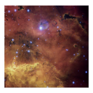 A cosmic concoction in NGC 2467 Poster