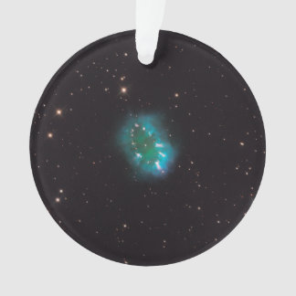 A Cosmic Necklace Larger than a Solar System