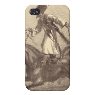 A Cossack Horseman Case For iPhone 4