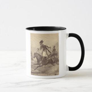 A Cossack Horseman Mug