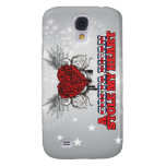 A Costa Rican Stole my Heart Samsung Galaxy S4 Cases