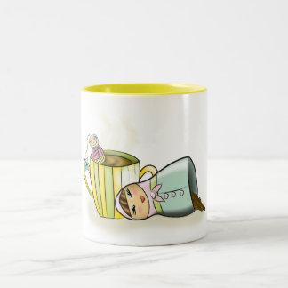 A cosy cup of tea with Matriochkas