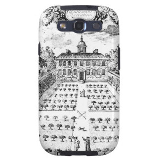 A country house garden from The Gentlemen s Recr Galaxy SIII Cover