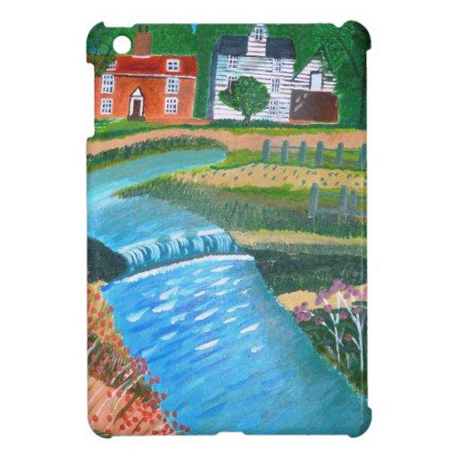 A Country Stream iPad Mini Cases