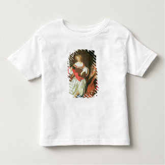 A couple making music tee shirt