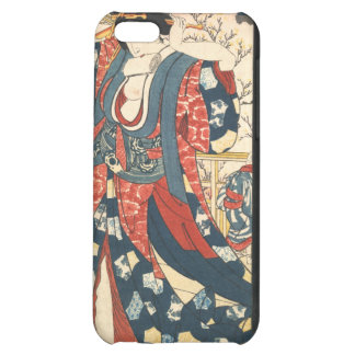A Courtesan Fixing Her Hair iPhone 5C Case