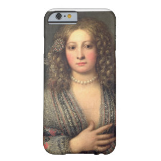 A Courtesan (oil on canvas) Barely There iPhone 6 Case