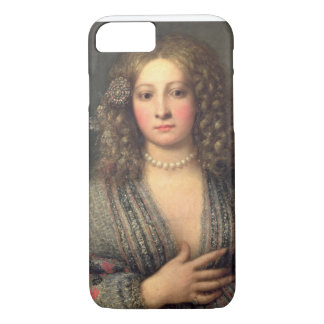 A Courtesan (oil on canvas) iPhone 7 Case