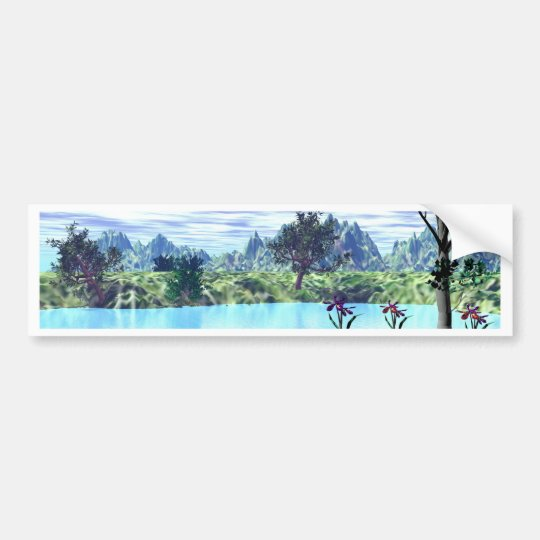 A Cove Bumper Sticker