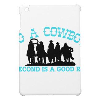 A Cowboy Case For The iPad Mini