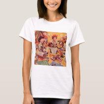 A Cowboy Christmas T-Shirt