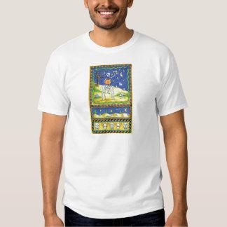 A Cowboy Skeleton T-Shirt