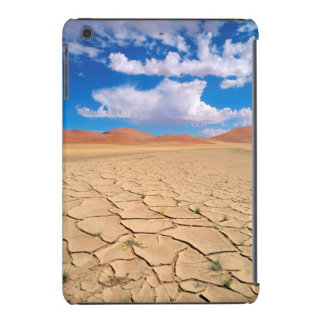 A cracked desert plain iPad mini retina cases