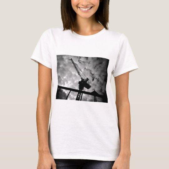 a crane T-Shirt