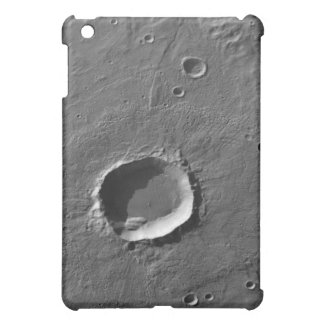 A crater on Mars iPad Mini Covers